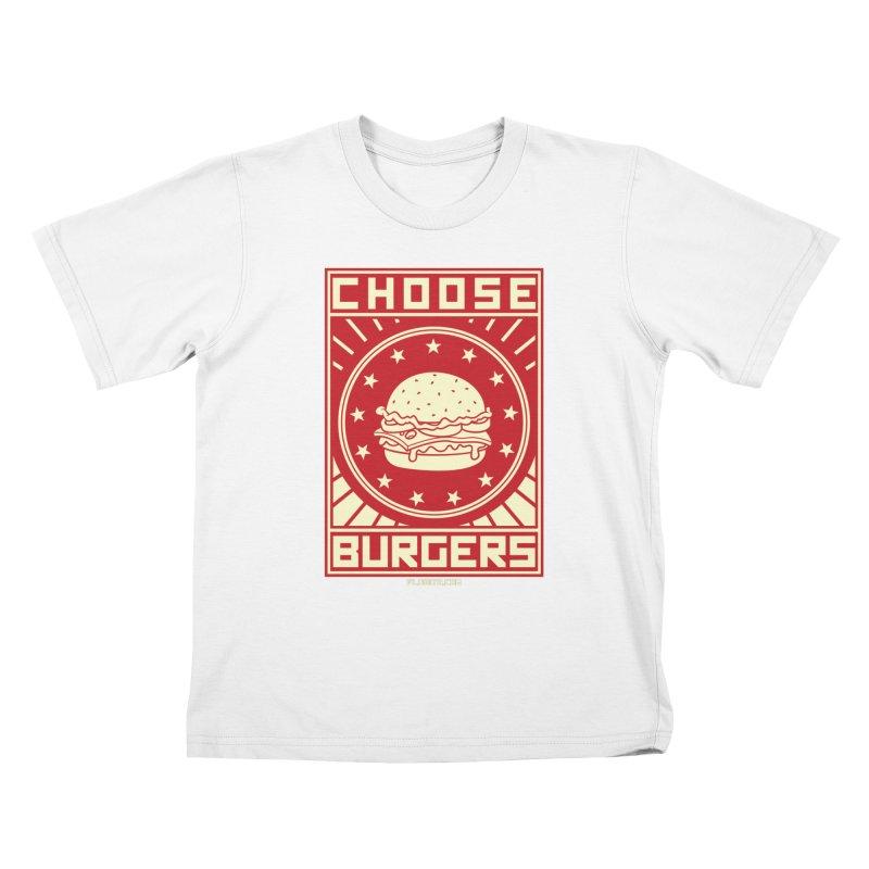 A Revolution! Kids T-Shirt by Flobito.com Shop
