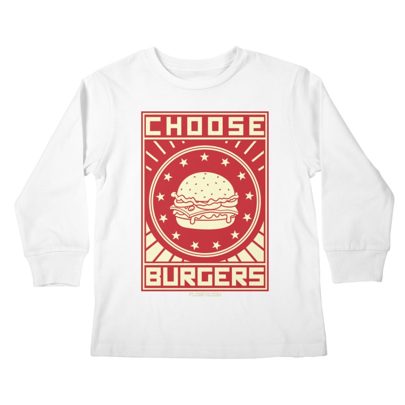 A Revolution! Kids Longsleeve T-Shirt by Flobito.com Shop