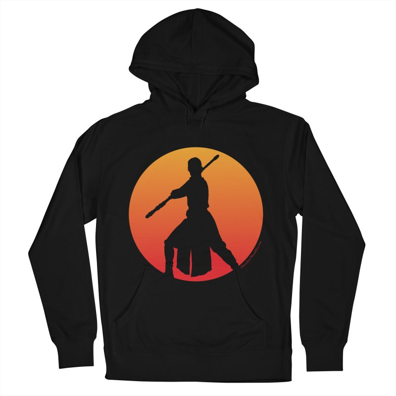 Awaken Men's Pullover Hoody by FloresArts