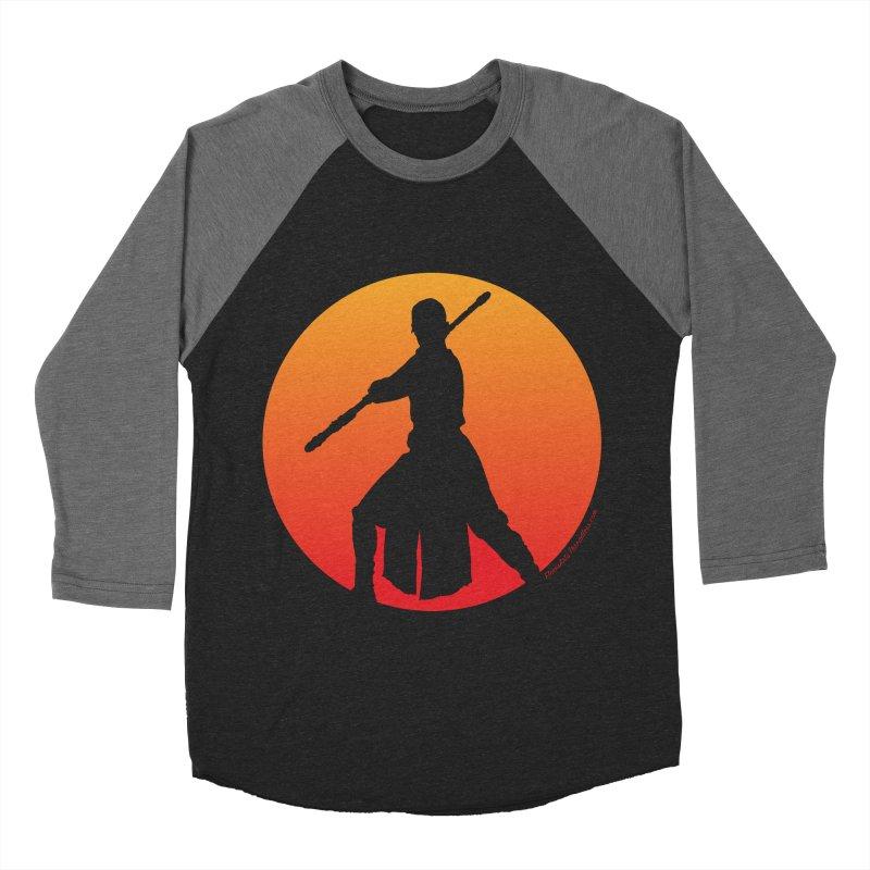 Awaken Women's Baseball Triblend T-Shirt by FloresArts