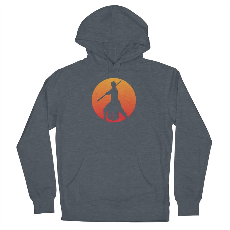 Awaken Women's French Terry Pullover Hoody by FloresArts