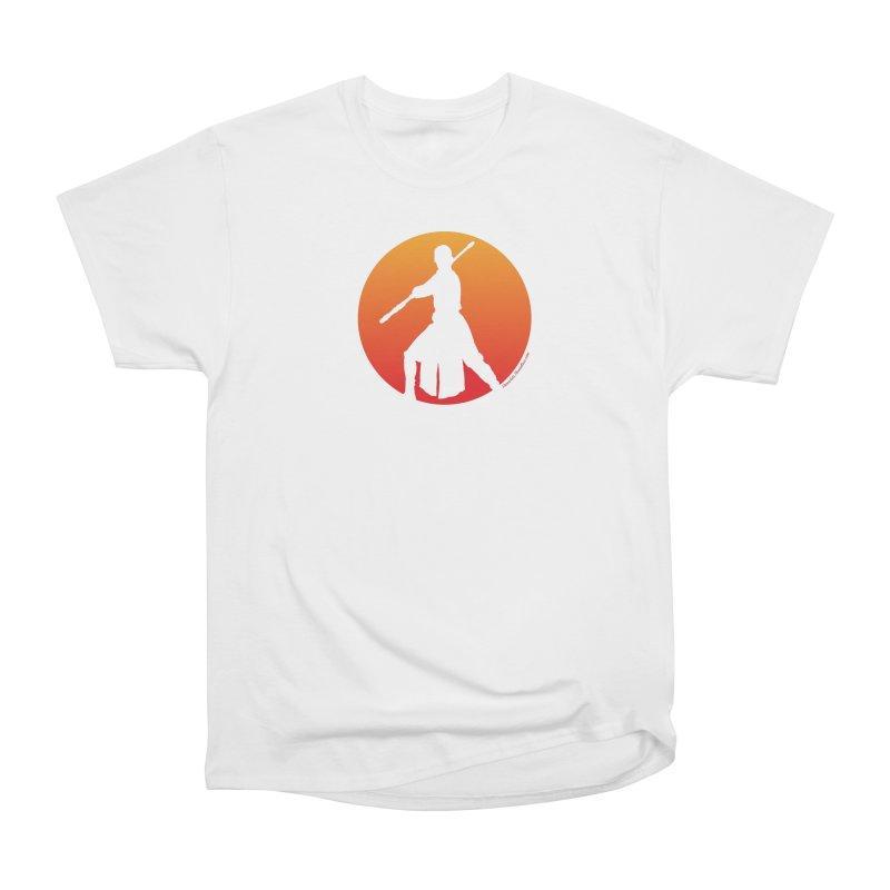 Awaken Women's Heavyweight Unisex T-Shirt by FloresArts