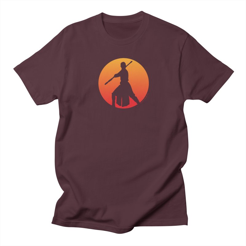 Awaken Women's Unisex T-Shirt by FloresArts