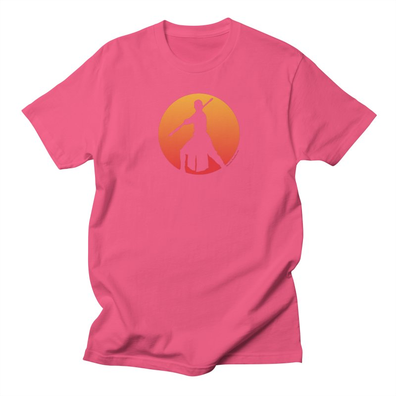 Awaken Women's Regular Unisex T-Shirt by FloresArts