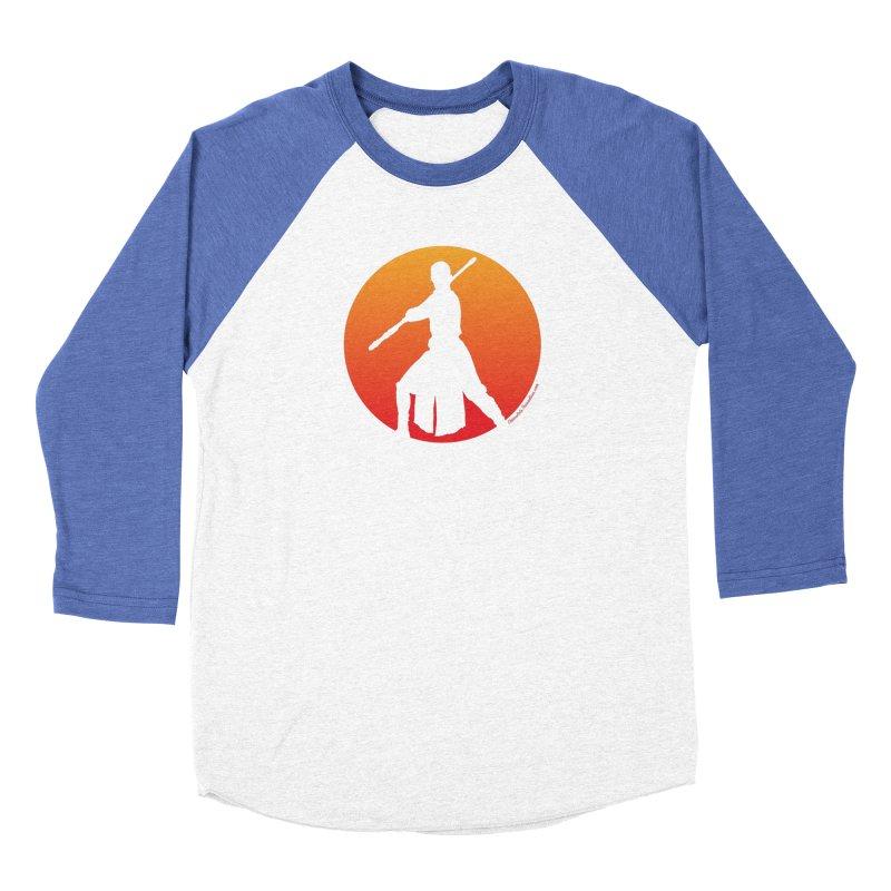 Awaken Women's Baseball Triblend Longsleeve T-Shirt by FloresArts
