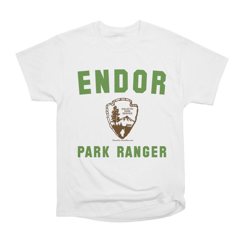 Endor Park Ranger Women's Classic Unisex T-Shirt by FloresArts