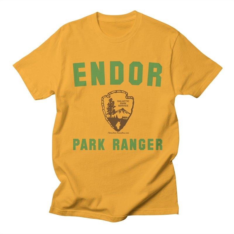 Endor Park Ranger Women's Unisex T-Shirt by FloresArts