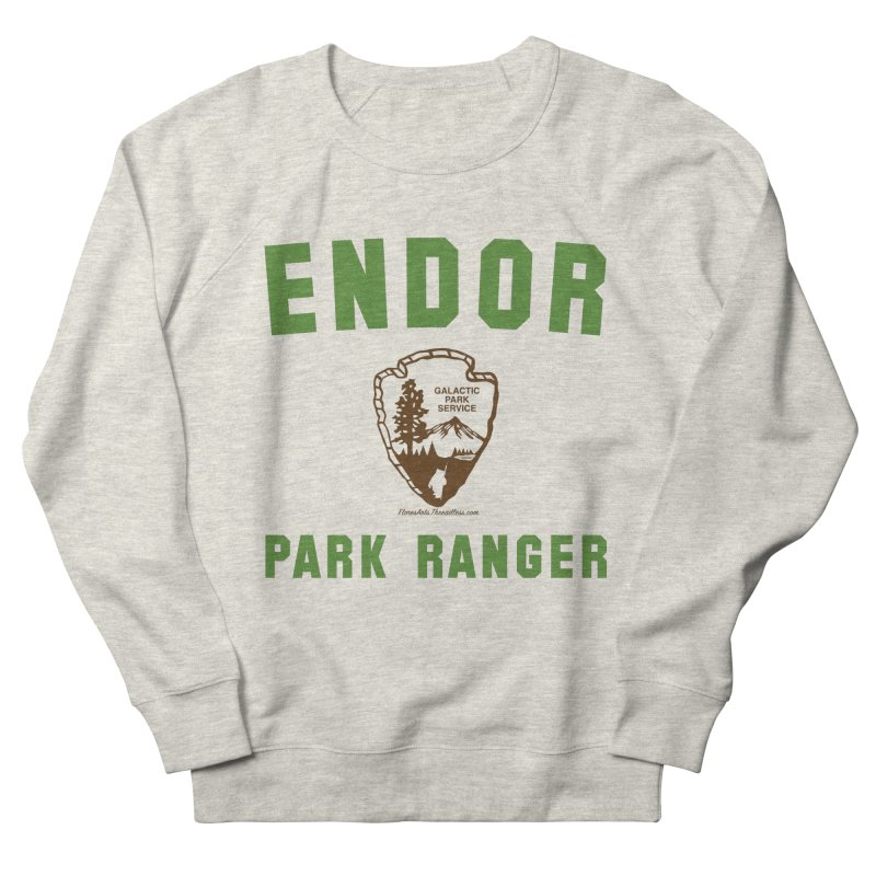 Endor Park Ranger Women's Sweatshirt by FloresArts