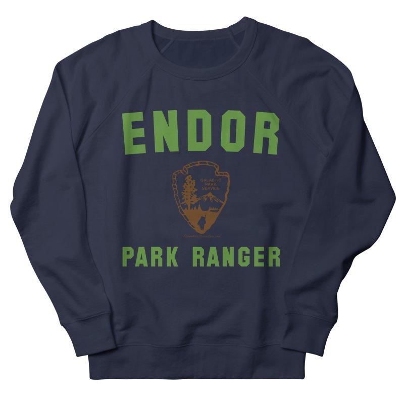 Endor Park Ranger Men's Sweatshirt by FloresArts