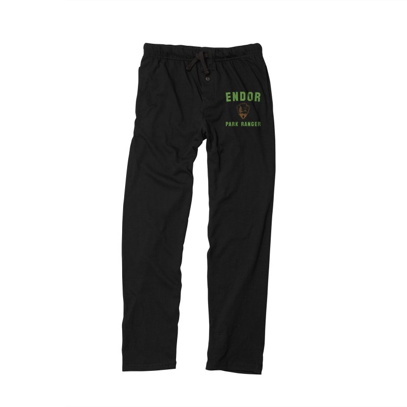 Endor Park Ranger Men's Lounge Pants by FloresArts