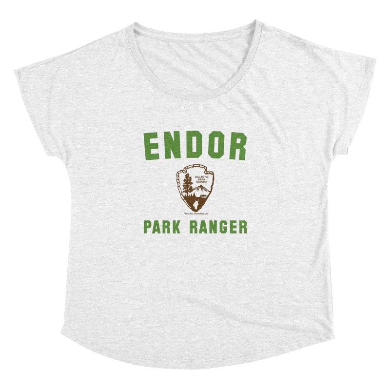 Endor Park Ranger   by FloresArts