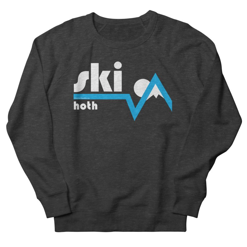 Ski Hoth Men's Sweatshirt by FloresArts