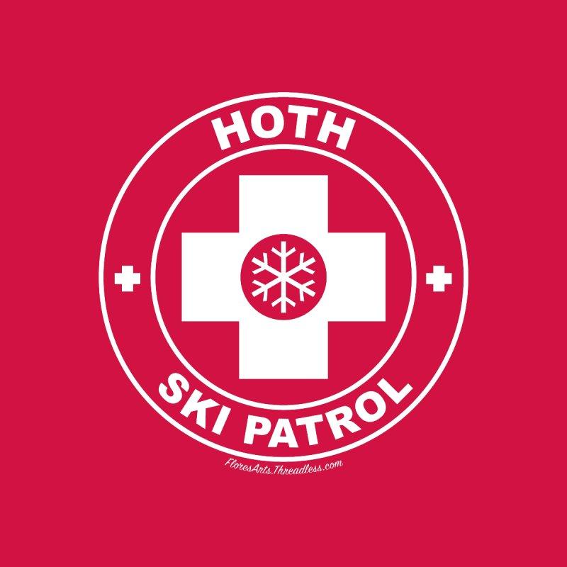Hoth Ski Patrol by FloresArts