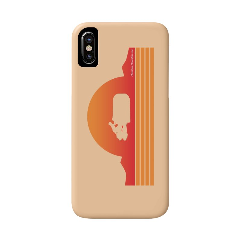 Rey Speeder Accessories Phone Case by FloresArts