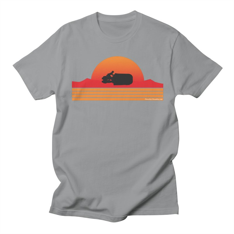 Rey Speeder Men's T-shirt by FloresArts