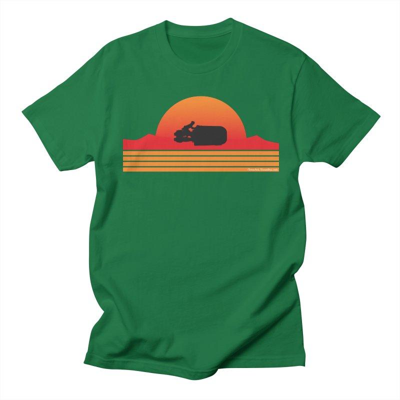 Rey Speeder Men's T-shirt by FloresArts