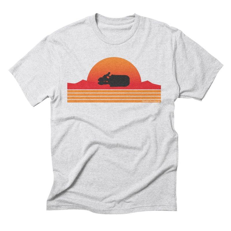 Rey Speeder Men's Triblend T-shirt by FloresArts