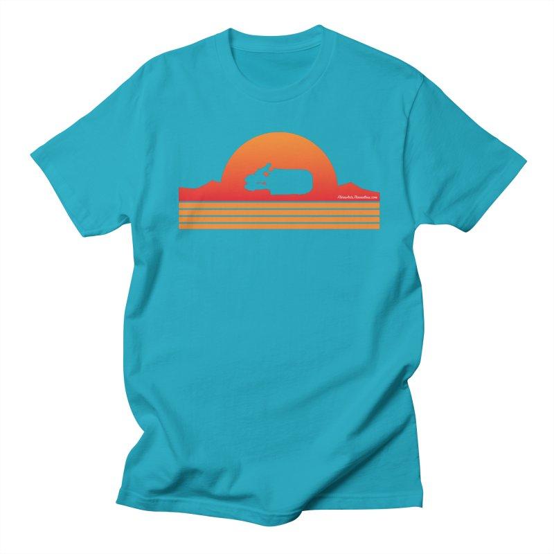 Rey Speeder Women's Regular Unisex T-Shirt by FloresArts