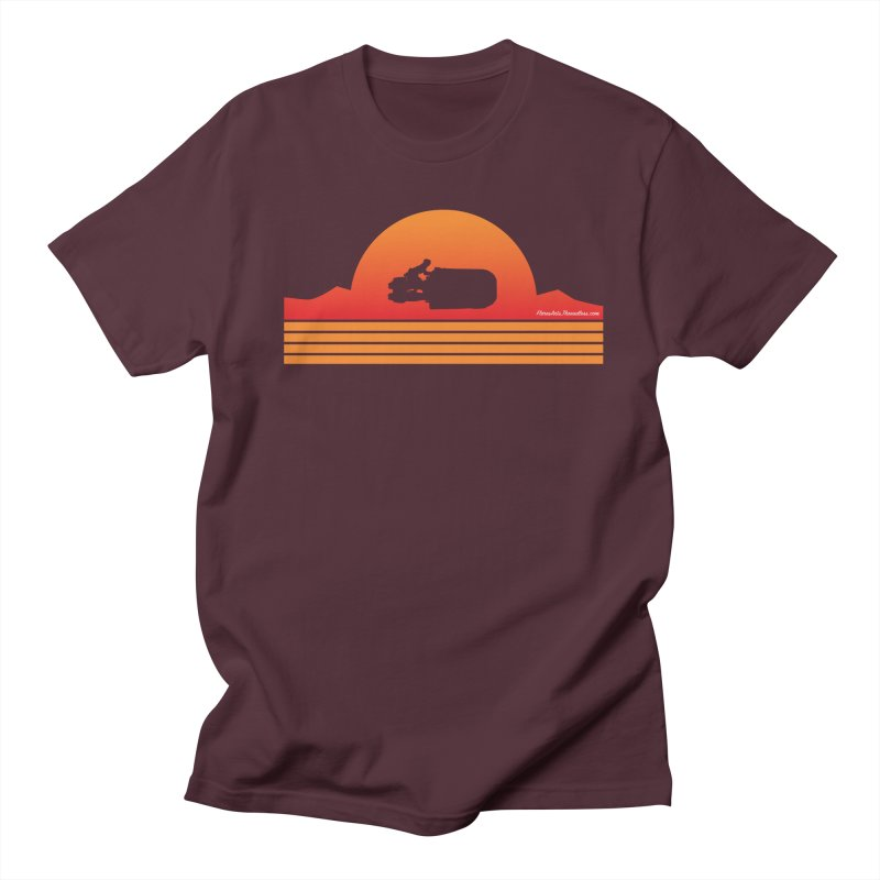 Rey Speeder Women's Unisex T-Shirt by FloresArts