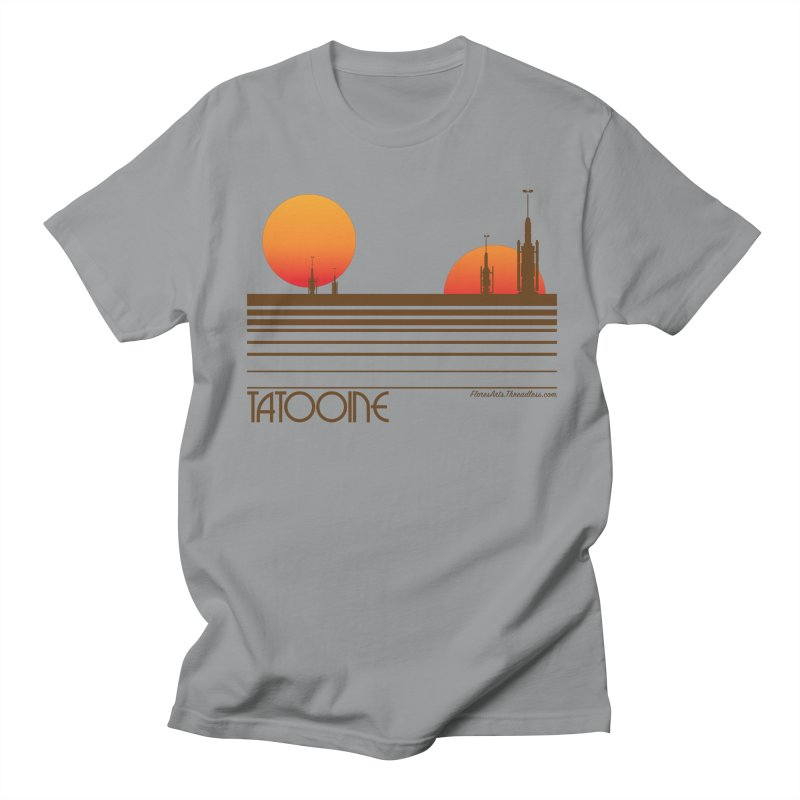 Visit Tatooine Men's T-Shirt by FloresArts