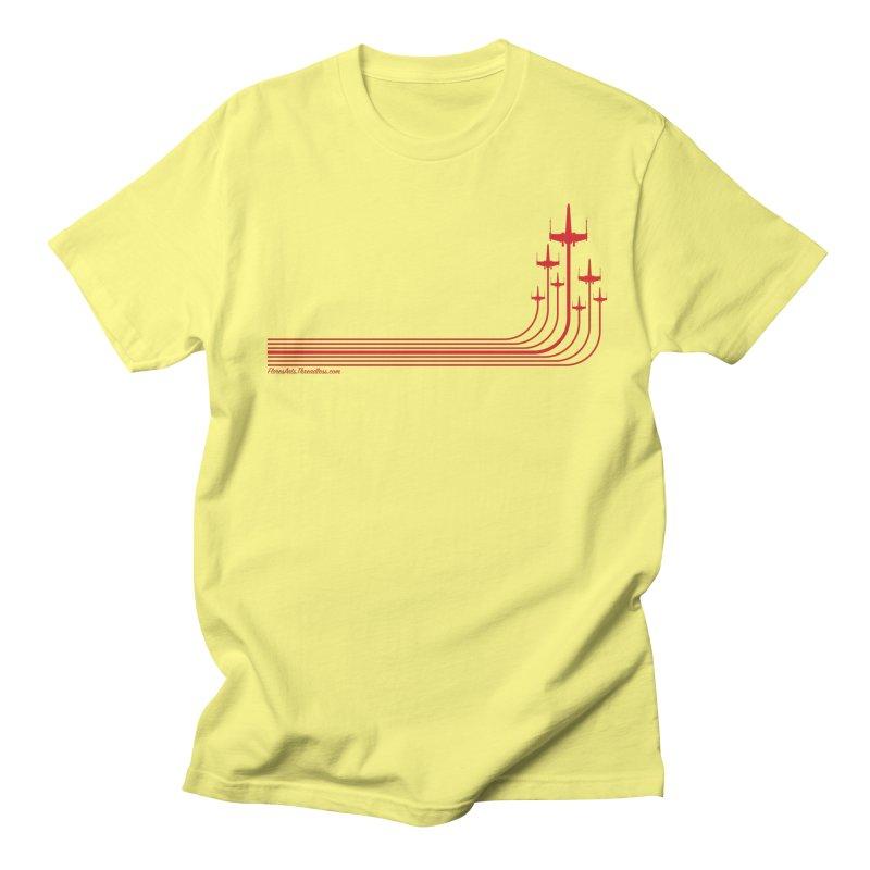 X-Wings Men's T-shirt by FloresArts