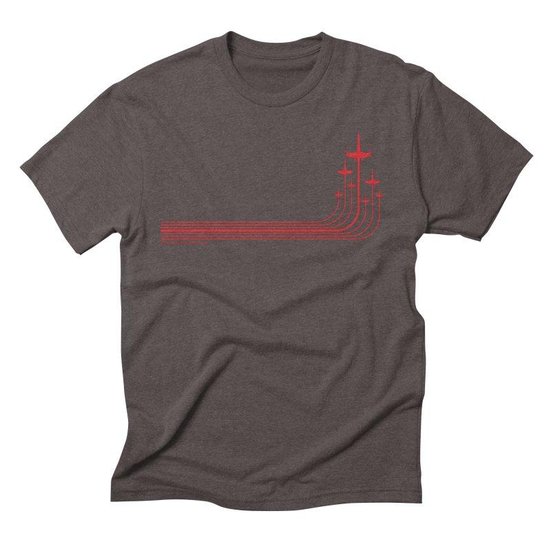 X-Wings Men's Triblend T-Shirt by FloresArts