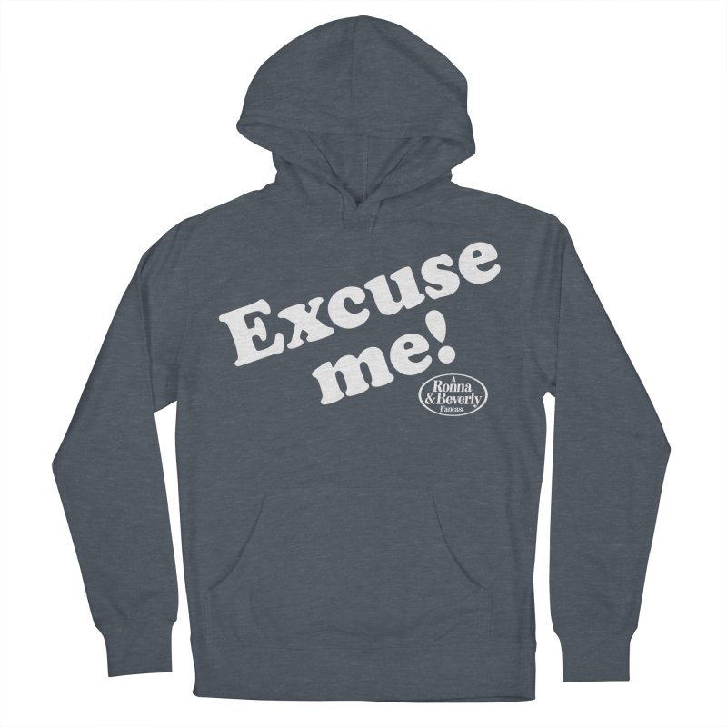 Excuse me Women's Pullover Hoody by FloresArts
