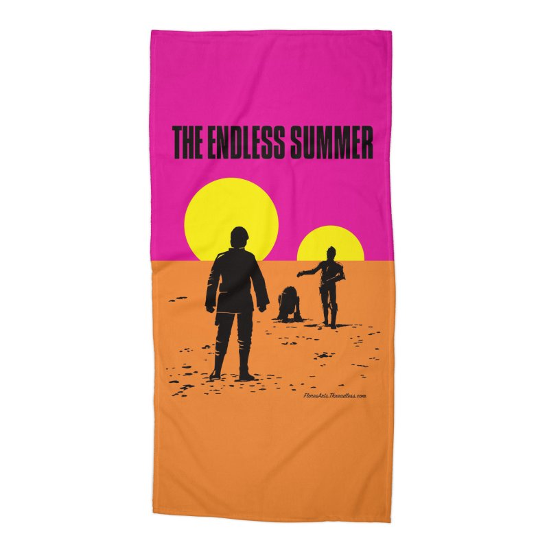 Endless Summer Accessories Beach Towel by FloresArts