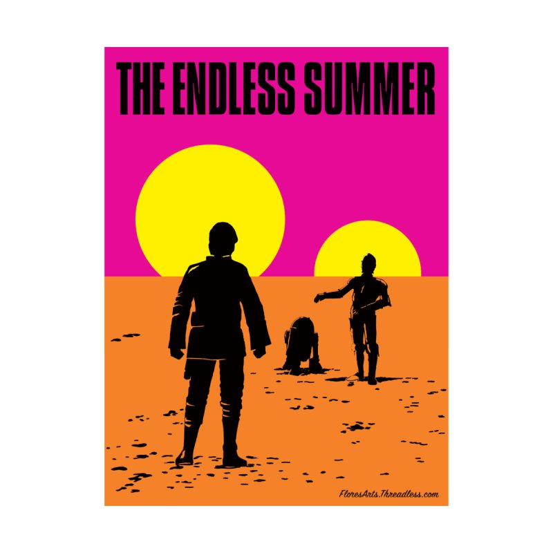 The Endless Summer by FloresArts