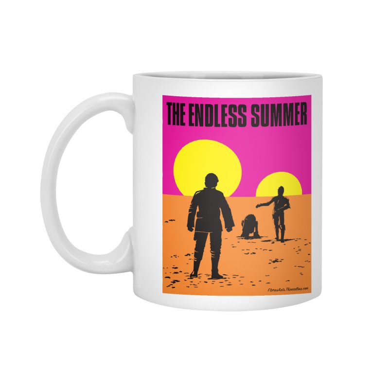 The Endless Summer Accessories Mug by FloresArts