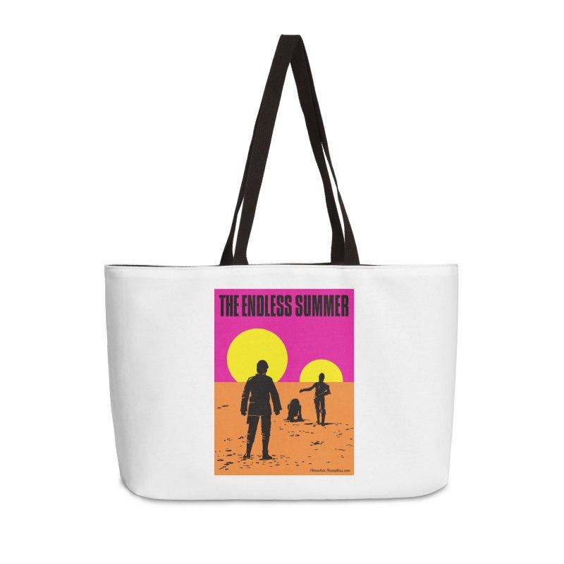 Endless Summer Accessories Weekender Bag Bag by FloresArts
