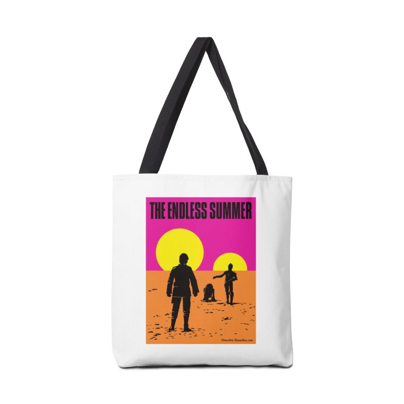 The Endless Summer Accessories Bag by FloresArts