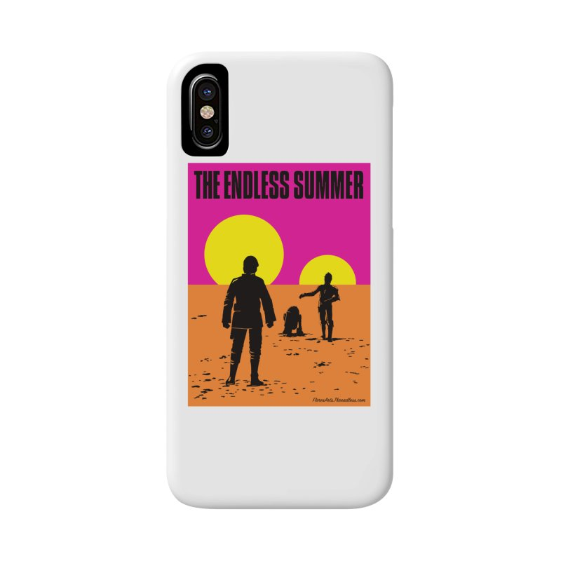 The Endless Summer Accessories Phone Case by FloresArts