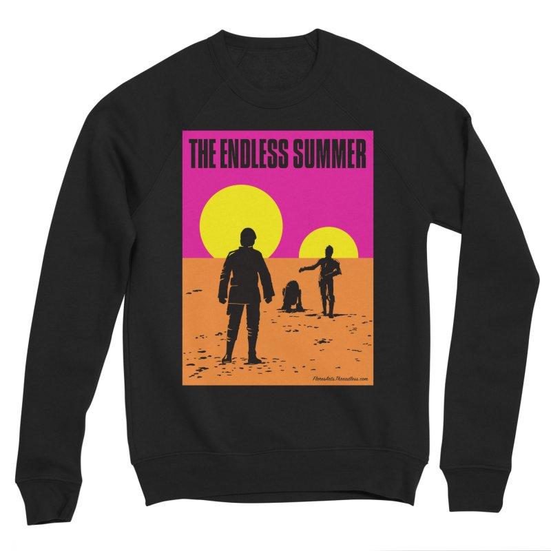 The Endless Summer Men's Sponge Fleece Sweatshirt by FloresArts