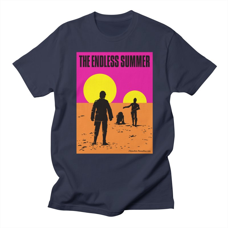The Endless Summer Women's Regular Unisex T-Shirt by FloresArts