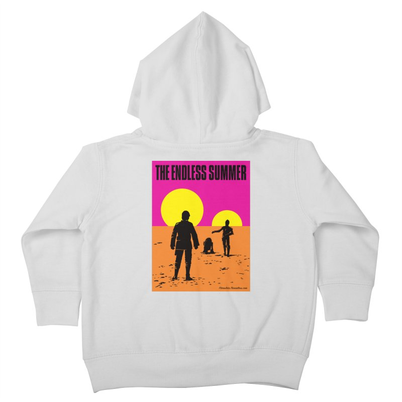 The Endless Summer Kids Toddler Zip-Up Hoody by FloresArts