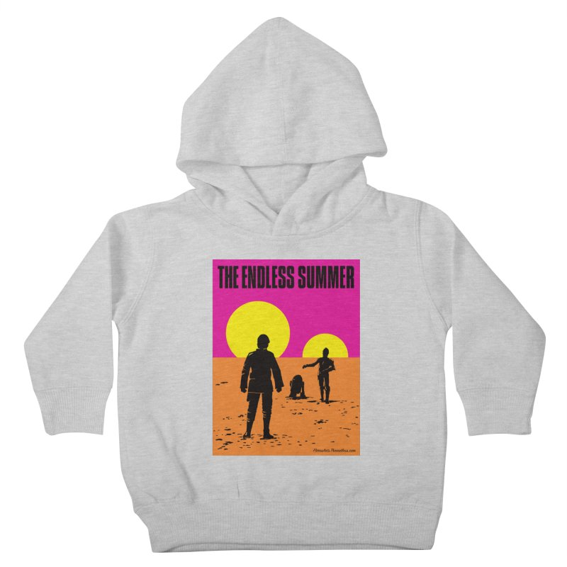 The Endless Summer Kids Toddler Pullover Hoody by FloresArts