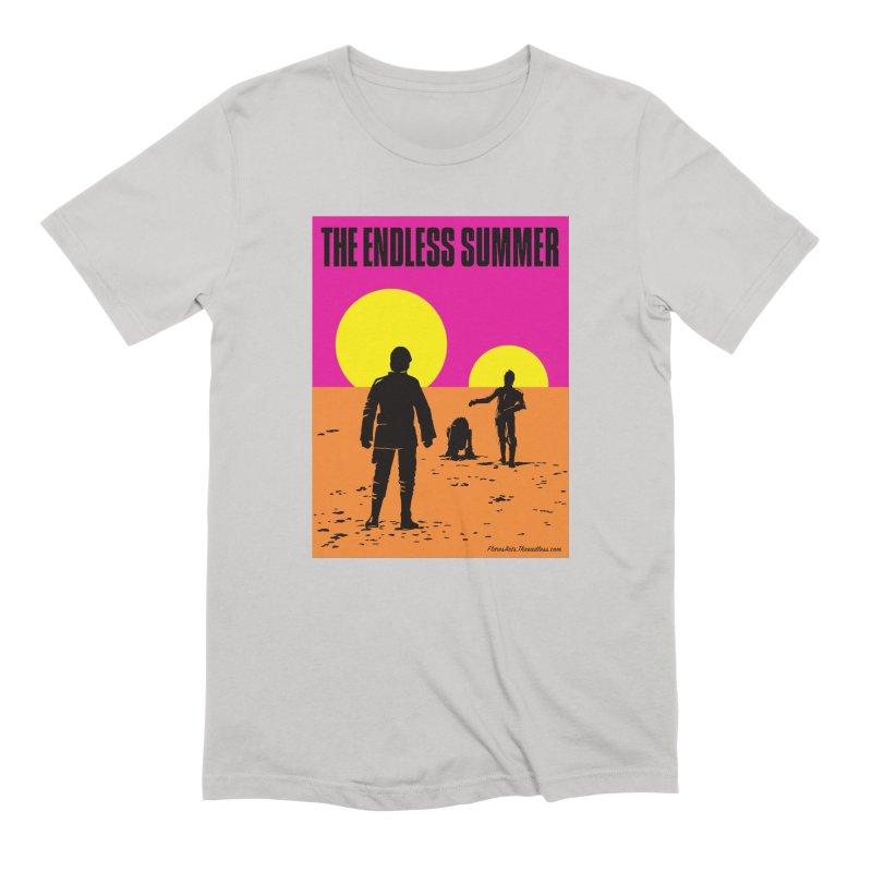 Endless Summer Men's Extra Soft T-Shirt by FloresArts
