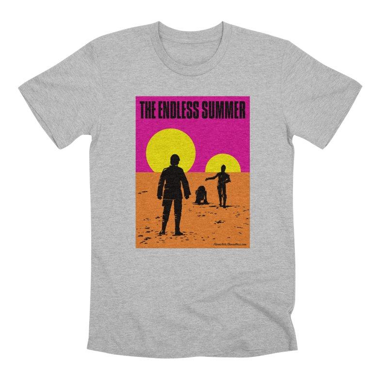 Endless Summer Men's Premium T-Shirt by FloresArts