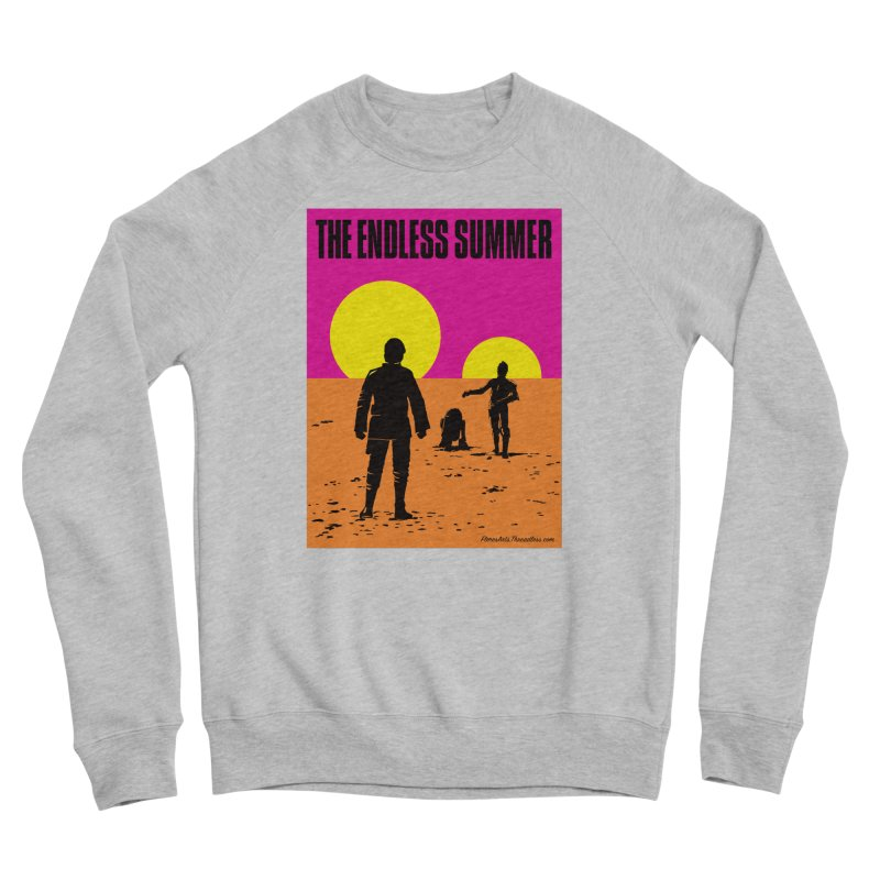 Endless Summer Men's Sponge Fleece Sweatshirt by FloresArts