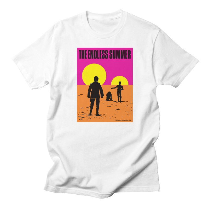 Endless Summer Men's Regular T-Shirt by FloresArts