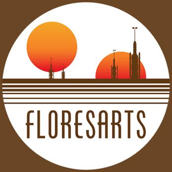FloresArts Logo