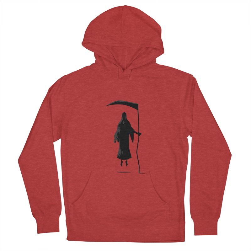 Death Women's Pullover Hoody by FLOREY