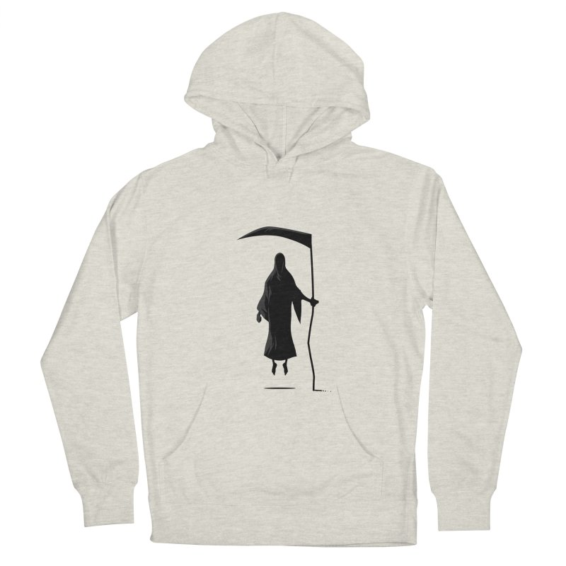 Death Men's Pullover Hoody by FLOREY