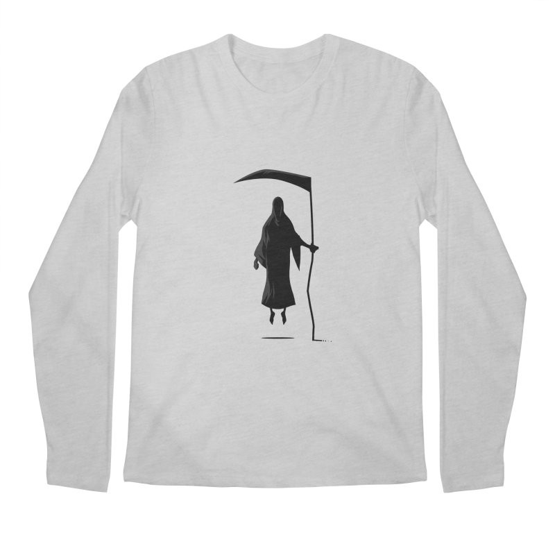 Death Men's Longsleeve T-Shirt by FLOREY