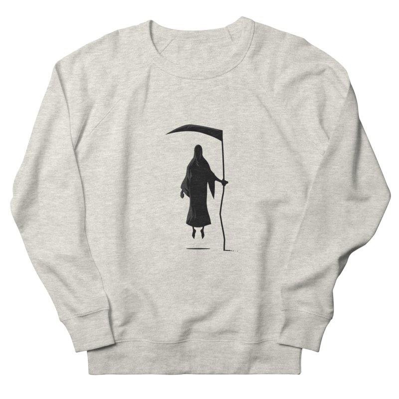 Death Men's Sweatshirt by FLOREY