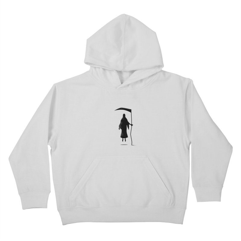 Death Kids Pullover Hoody by FLOREY