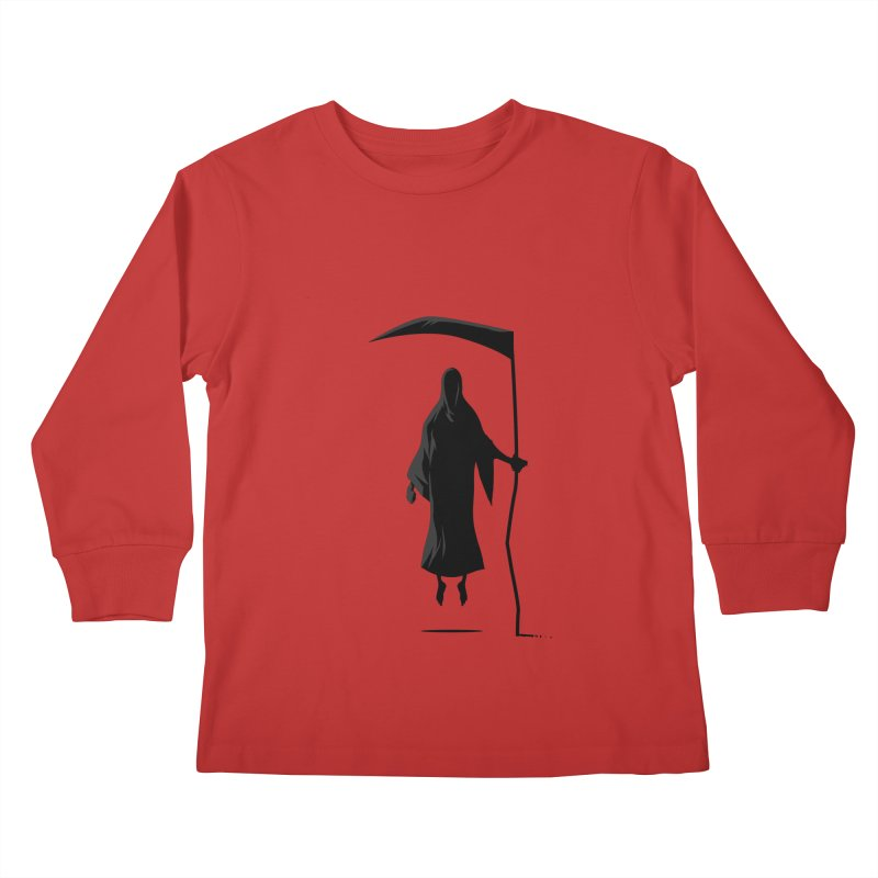 Death Kids Longsleeve T-Shirt by FLOREY