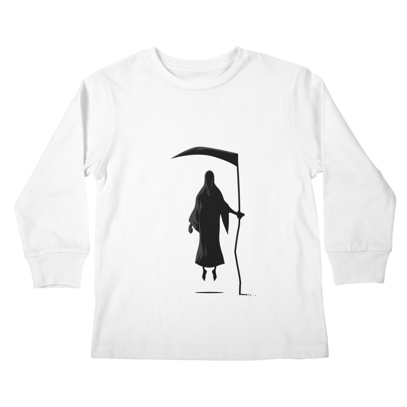 Death Kids Longsleeve T-Shirt by FLOREY