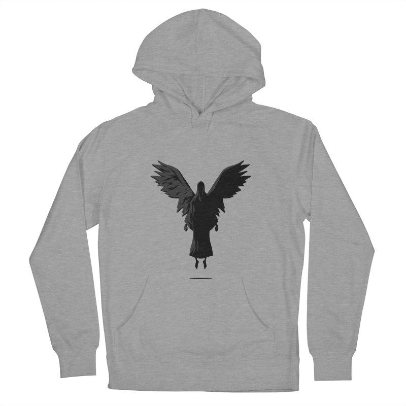 Angel of Death Men's Pullover Hoody by FLOREY